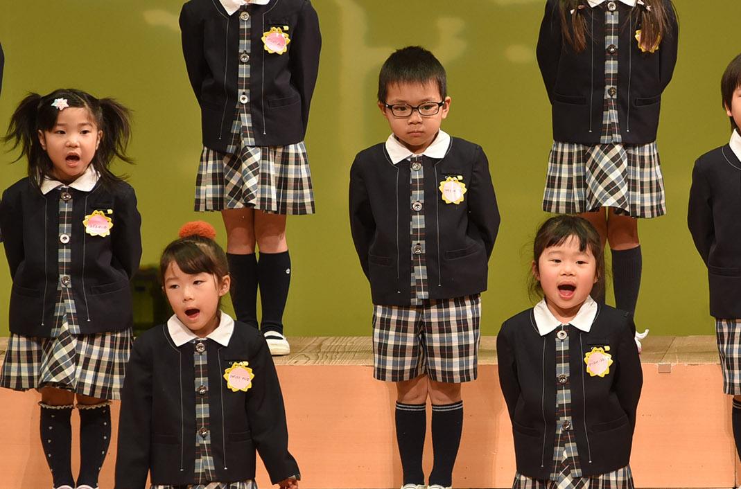 小学校1日入学の様子